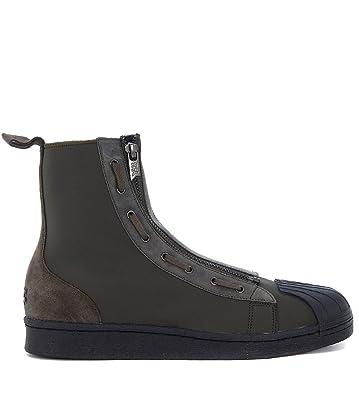 Y-3 Chasseur Zip Pro Sneaker En Néoprène Vert 2OVzK