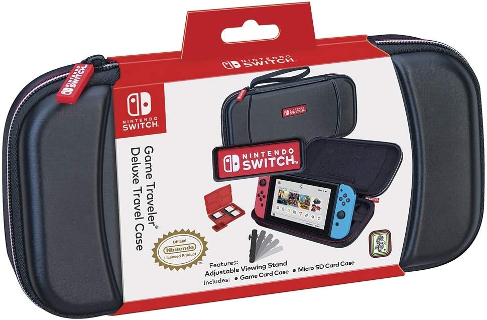 Nintendo Switch NNS28B REISETASCHE Black: Amazon.es: Electrónica