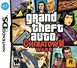 Grand Theft Auto: Chinatown Wars - Nintendo DS