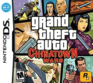 Grand Theft Auto: Chinatown Wars - Nintendo DS (B001CRM3RI) | Amazon price tracker / tracking, Amazon price history charts, Amazon price watches, Amazon price drop alerts