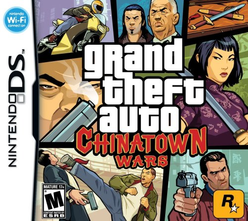 Grand Theft Auto: Chinatown Wars - Nintendo DS (3ds War Games)
