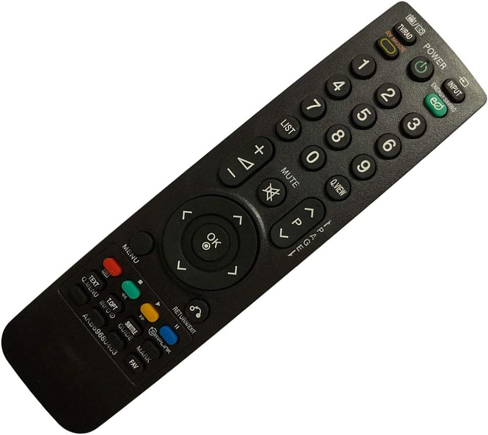 DEHA TV Remote Control for LG 22LU40 Television