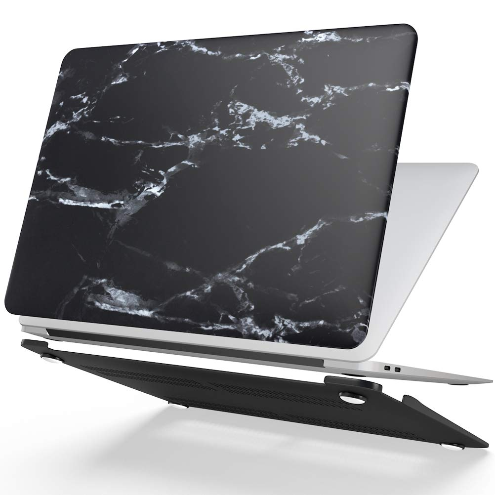 Amazon.com: SLEO - Carcasa rígida para MacBook Air de 13 ...
