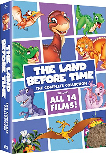The Land Before Time The Complete Collection