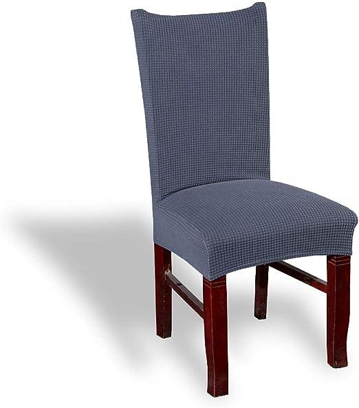 Fashion·LIFE Fundas para sillas Pack de 2 Fundas sillas Comedor ...