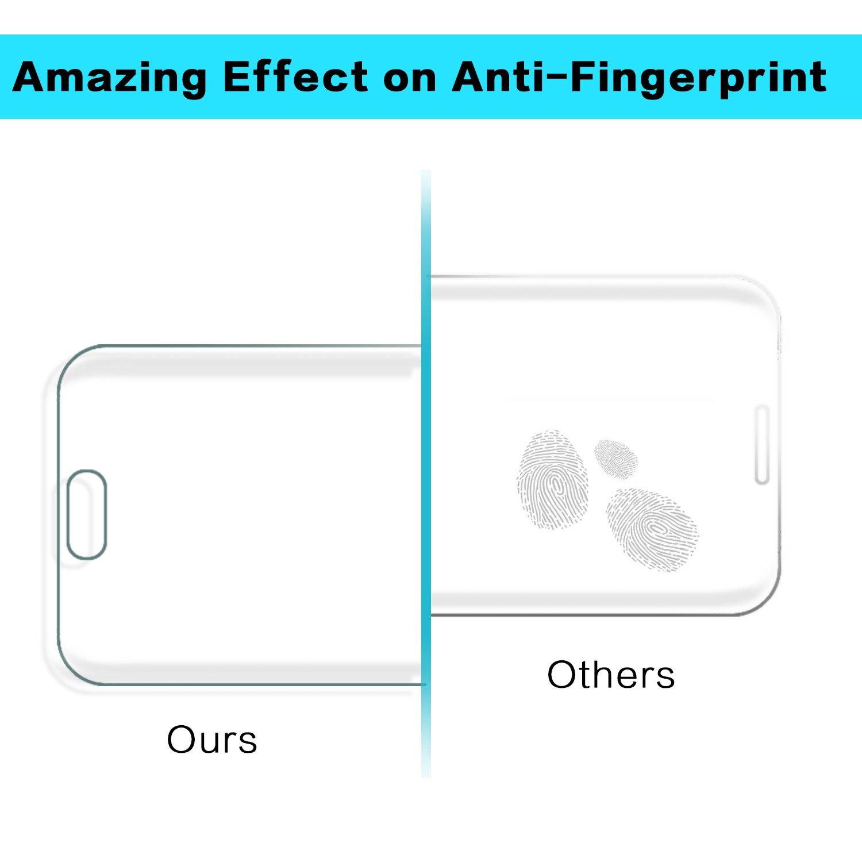 Vegkey Protector de Pantalla Galaxy S7 Edge, Galaxy S7 Edge Cristal Templado Protector de Pantalla, Vidrio Templado Protector para Samsung Galaxy S7 Edge: ...