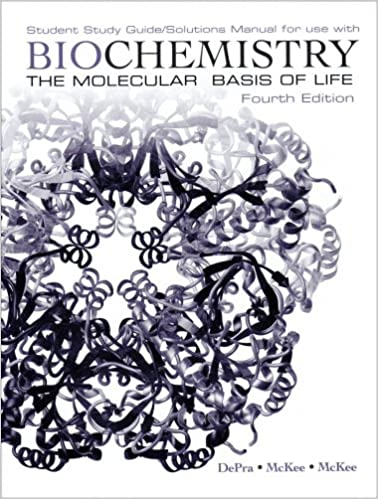 Amazon.com: Biochemistry: The Molecular Basis of Life Student ...
