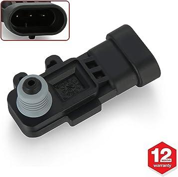 Pressure Sensor AS302 16238399  For BUICK New Fuel Pump Tank Vapor Vent Evap