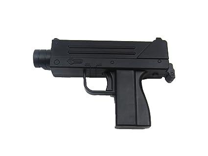 Emob Mini Pistol Air Gun (Black, Mac-10)