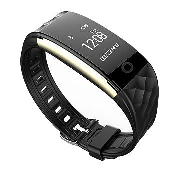 Jcotton Bluetooth Smart Watch IP67 impermeable Smart pulsera monitor de ritmo cardíaco deportivo pulsera Fitness Tracker