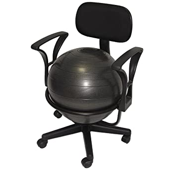 products group ball amazon dp chair ca steel structure deluxe office black agm