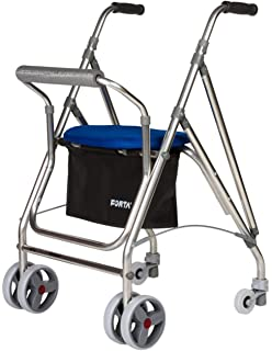 Andador para personas mayores | Rollator de aluminio con ...