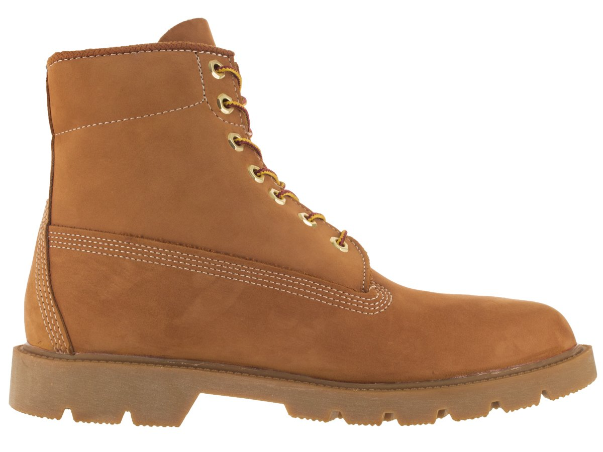 Timberland Men's Six-Inch Basic Boot,Wheat Nubuck,11 M US by Timberland (Image #6)