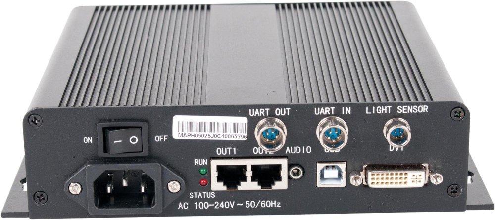 MCTRL300 Controller fuuml;r AV6 DVI Eingang / 2 x RJ45 Ausgang