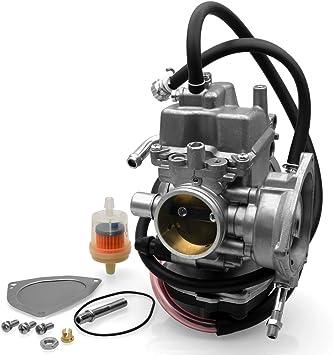 5 Pcs Oil Filter for 2003-2014 Suzuki LTZ 400 Kawasaki KFX400 Arctic Cat 400