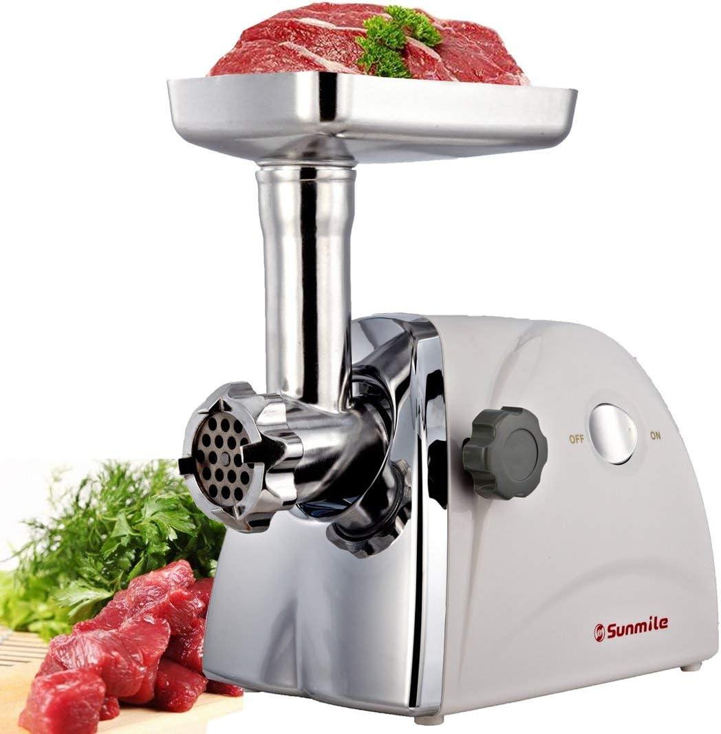 Best Meat Grinders Sunmile SM-G31 Electric Meat Grinder
