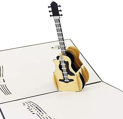 DL Furniture – Tarjeta de felicitación 3D para músicos, profesores ...