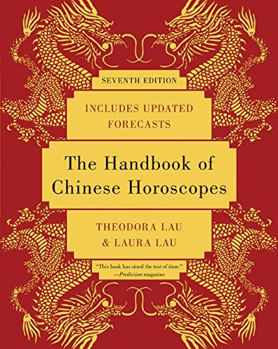 Download The Handbook of Chinese Horoscopes ebook