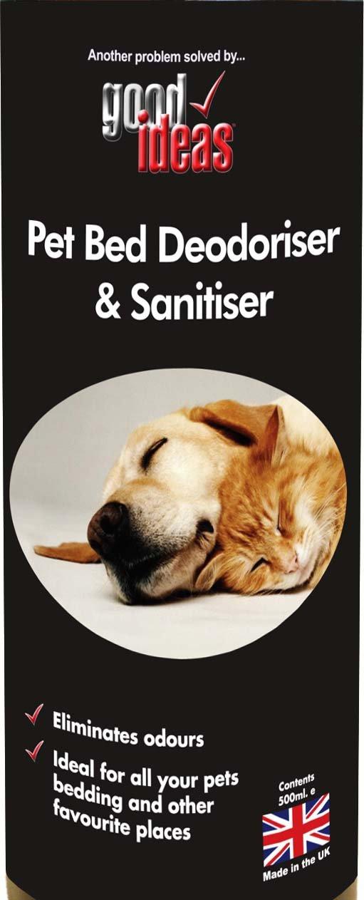 Good Ideas Pet Bed Deodoriser and Sanitiser: Amazon.es: Productos para mascotas