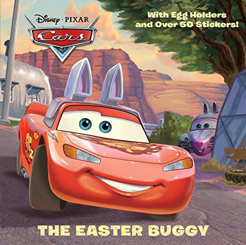 The Easter Buggy (Disney/Pixar Cars) -