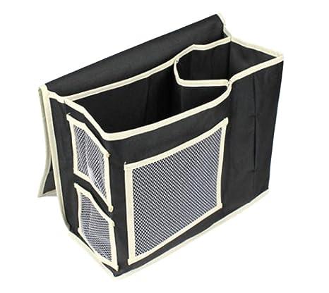 leisial mesilla de noche bolsa de almacenamiento organizador ...