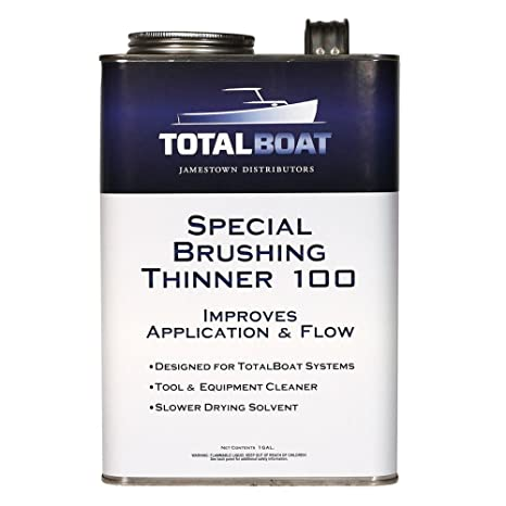 Amazon Com Totalboat Special Brushing Thinner 100 Gallon