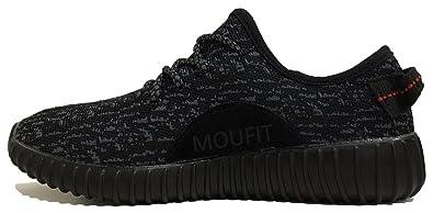 Amazon.com | MOUFIT Men Women Non Slip Breathable Sneakers Unisex ...