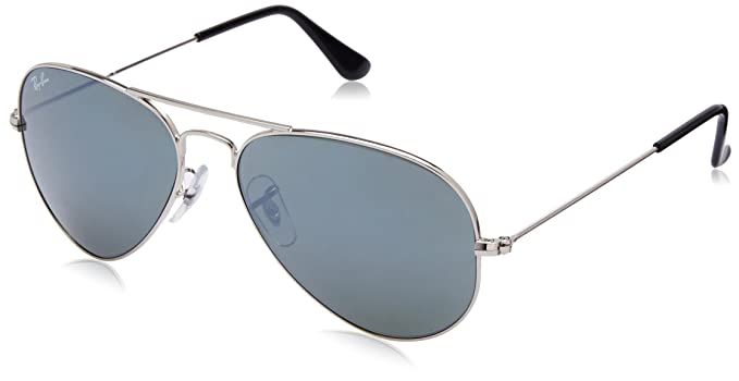 2201855c1a2ee Image Unavailable. Image not available for. Colour  Ray-Ban UV Protected  Aviator Men s Sunglasses - (RB3025 W3275 55 14