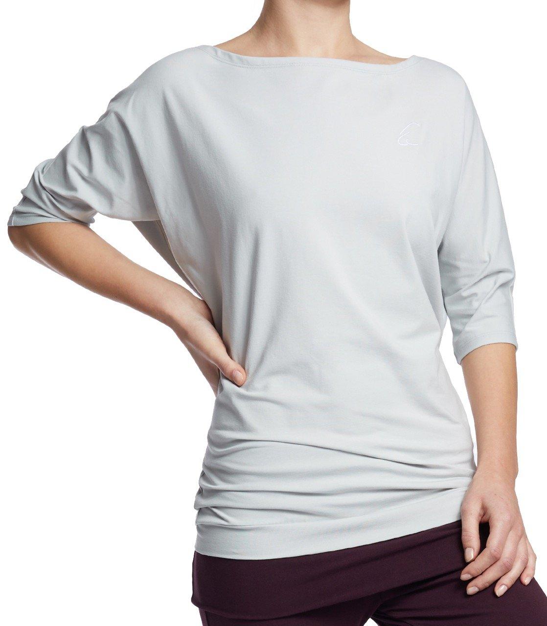Esparto Sadaa - Camiseta de manga corta, diferentes colores, algodón orgánico (tallas XS, S, M, L y ...