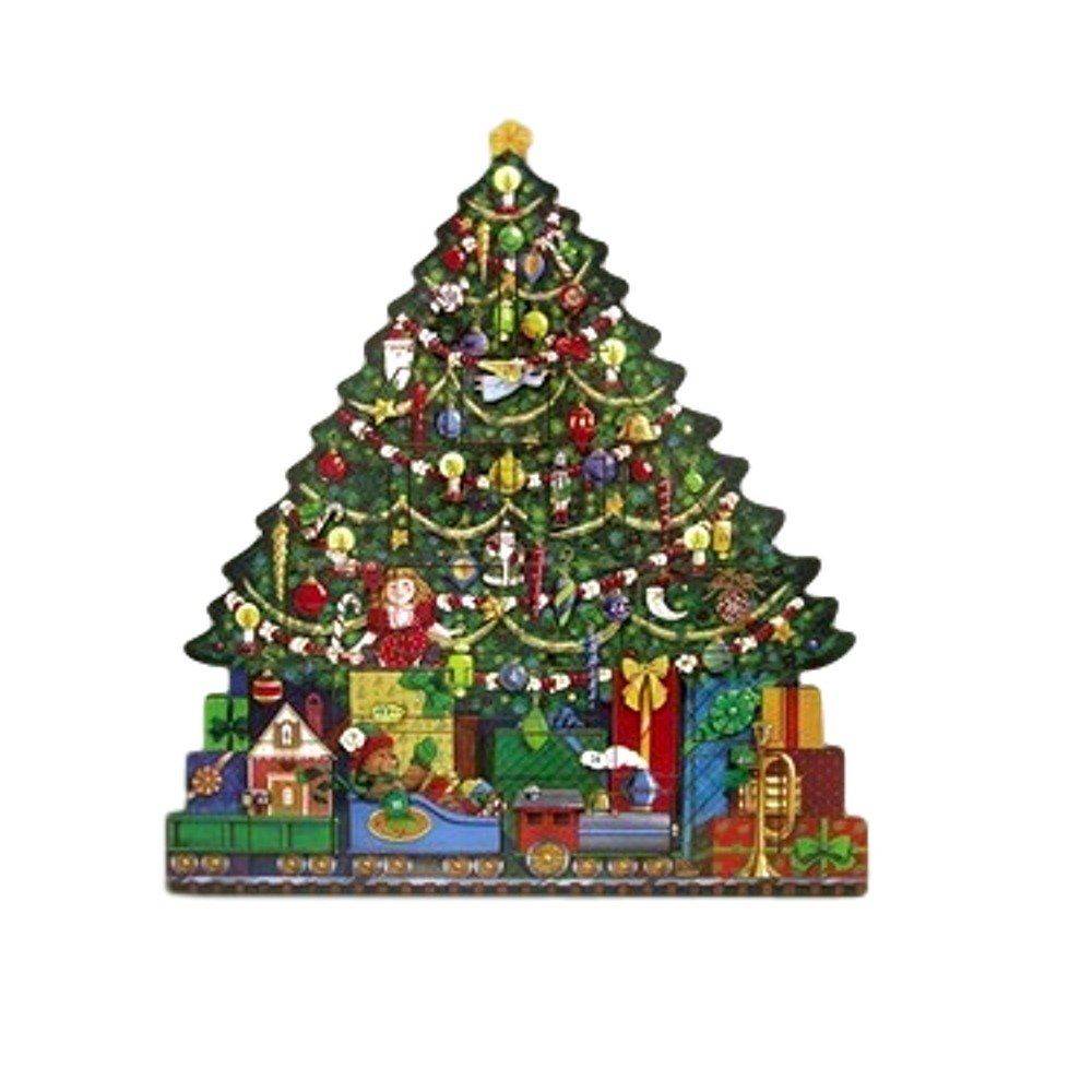 Byers' Choice Christmas Tree Advent Calendar