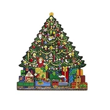 byers choice christmas tree advent calendar ac02 - Amazon Christmas Tree