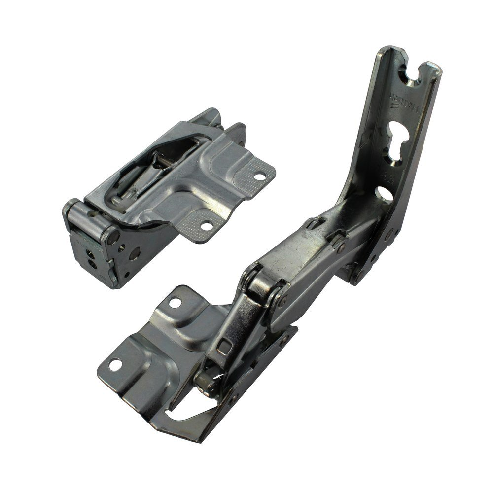 Bosch 12004051 Genuine Original 3704 5.0/3306 5.0/3307 5.0 Bosch/Neff/Siemens Lower and Upper Door Hinge Set