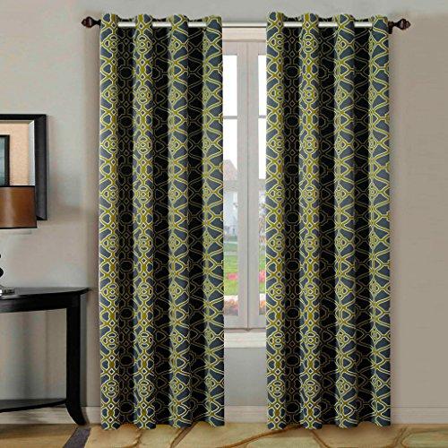 H Versailtex Treatment Insulated Darkening Curtains