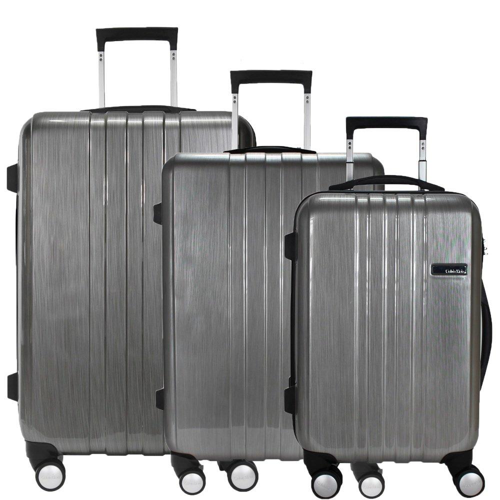Calvin Klein Briarcliff Herman Maleta a 4 ruedas (set de 3): Amazon.es: Equipaje