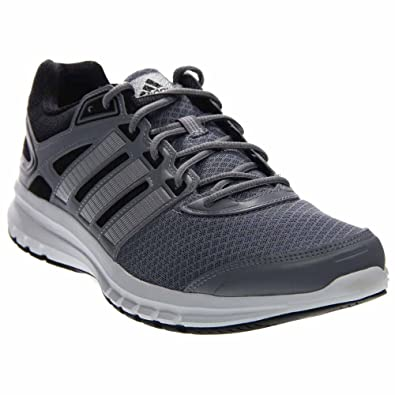 Adidas Duramo 6 Mens Running Shoe 14 Grey-Silver-White