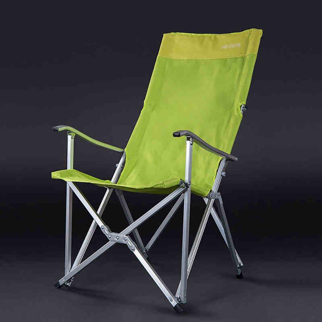 Y hwzdyキャンプ椅子アウトドア椅子折りたたみ椅子、釣りレジャー、通気性ソリッドポータブルビーチ椅子   B07CLJJ8JW