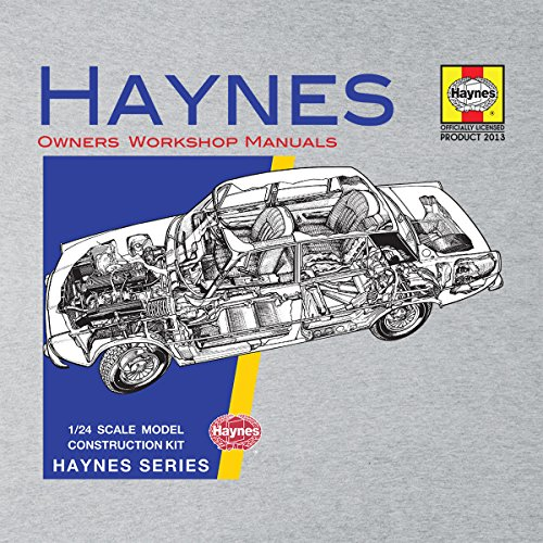 Haynes Owners Workshop Manual 0034 Rover 2200 Women's Vest
