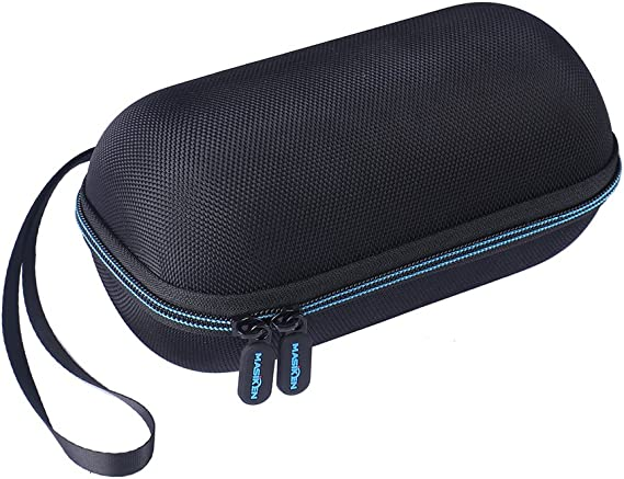 Ultimate Ears WONDERBOOM Altavoz Estuche Funda Protectora para UE WONDERBOOM Altavoz Port/átil Negro ProCase Bolsa de Viaje EVA Duro con Espacio para Cargador de Pared y Cable USB