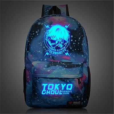 New Tokyo Ghoul Waterproof Backpack Nylon School bag Personalised Travel Bag