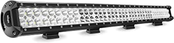 36-Inches LED light bar suits best for large vehicles like trucks and RVs