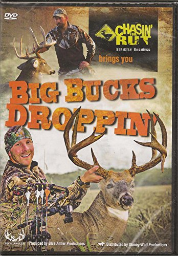 (Chasin' The Rut - Big Bucks Droppin - Whitetail Deer Hunting DVD)