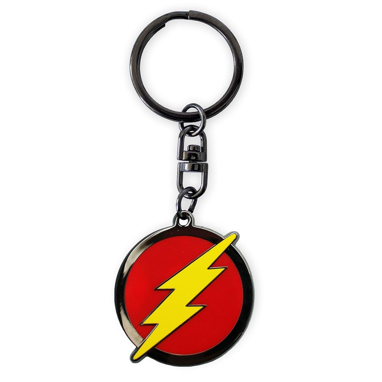 ABYstyle Keychain Logo Flash DC COMICS