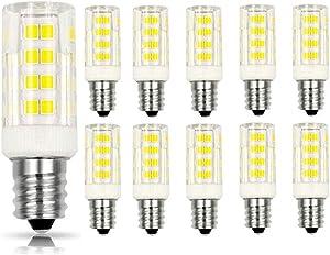 LED Light Bulb for Mosaic Turkish Lamp E12 LED Light Bulbs 3W = 30W Halogen (Pre Pack 10)