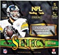 2016 Panini Select Football Hobby Box (12 Packs of 5 Cards; 2 Autographs, 1 jersey)