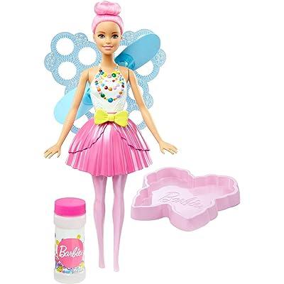 Barbie Dreamtopia Bubbletastic Fairy Doll: Toys & Games
