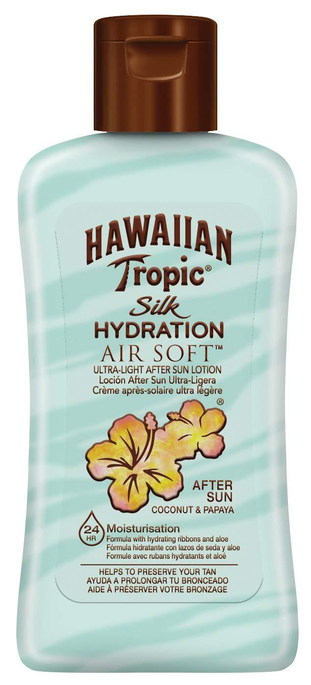 Hawaiian Tropic Silk Hydration Air Soft After Sun Lotion Coconut Papaya Mini, 60 ml, 2 St Y301112300