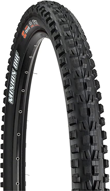 "Maxxis Minion DHF Front EXO Tubeless Ready Mountain Bike MTB Tire 26 x 2.3/"""