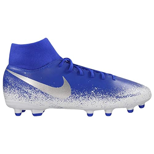 2e54fa81df1 Amazon.com | Nike Men's Phantom VSN Club DF FG/MG Soccer Cleats ...