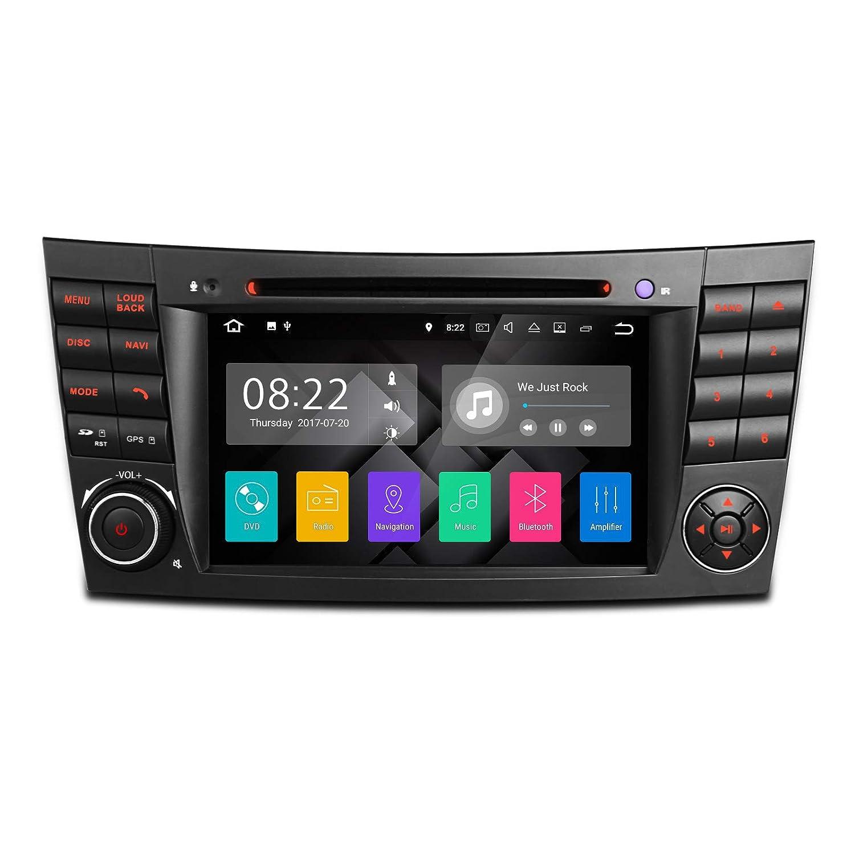 "XTRONS 7"" Touch Screen Autoradio mit Android 7 1 Amazon Elektronik"