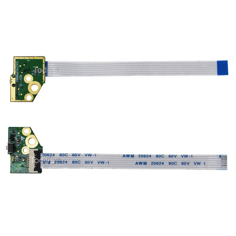 Boton encendido para HP X360 13-A 15-U Series 13-A010NR 13-A